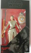 """Star Wars The Force Awakens Black Series 6"""" Ray (Jakku) NEW - $29.99"""