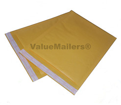 100 #5 VM Terminator Kraft Bubble Mailers Envelopes 10.5x16 & 100 10x13 ... - $30.95