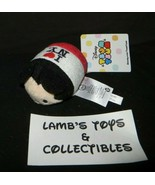 "Disney Store Authentic Tsum Tsum I Love NY Mickey Mouse plush 3.5"" mini ... - $28.49"