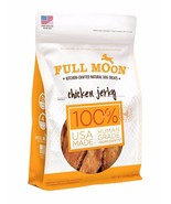 1 Full Moon Chicken Jerky Dog Treat Human Grade Grain Free USA Large 12.... - $14.82