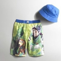 Infant Disney Toy Story Buzz Swimming Trunks 12 Month - $12.35