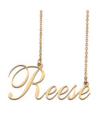 Reese Custom Name Necklace Personalized for Mother's Day Christmas Gift - $15.99+
