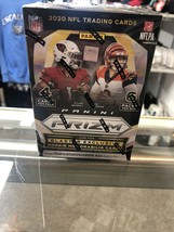 2020 Panini Prizm Football Blaster Box NFL Lazer Prizm Walmart Brand New... - $134.63