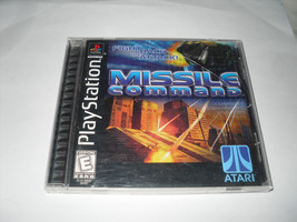 Missile Command (PlayStation, 1999) PS1 Video Games - $2.56