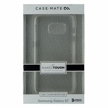 Case-Mate Naked Tough Shell Case for Samsung Galaxy S7 - Clear / Frosted - $4.92