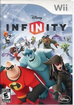 Disney Infinity (Nintendo Wii, 2006) Game Only! - $4.94