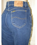 Lee Riders Size 14 Long 29 X 32 Womens Jeans Vintage Mom Made In USA Heavy - $34.99