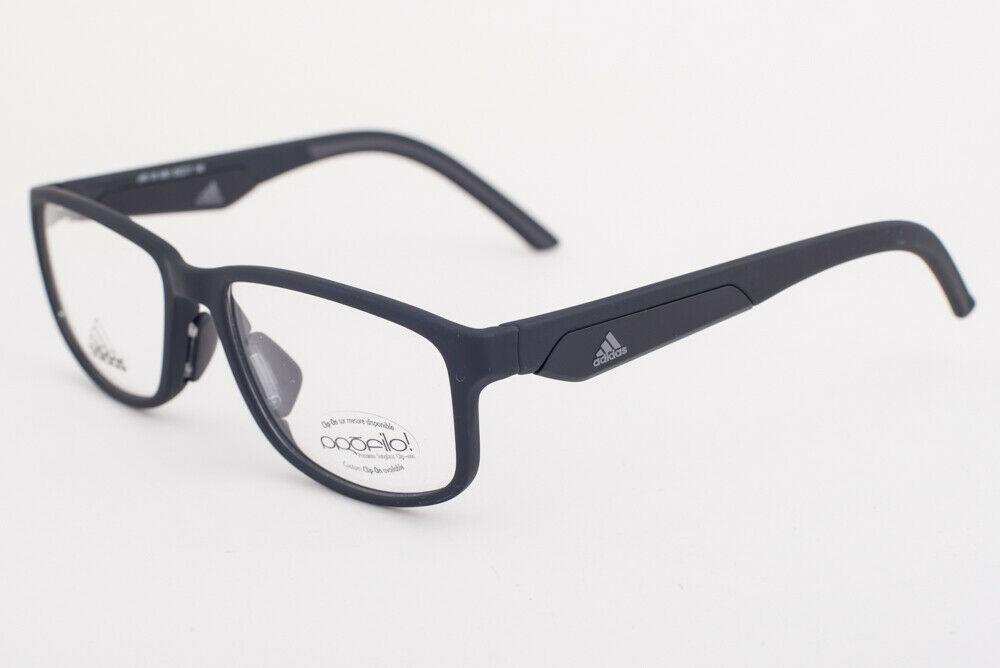 Adidas AF40 006051 CONVERTOR Black / Granite Eyeglasses 55mm Adaptable Frame