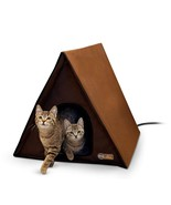 Outdoor Multi-Kitty A-Frame Chocolate - $184.99+