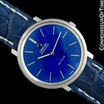 1970 OMEGA De Ville Mens Midsize Ultra Thin Dress Watch - Stainless Steel - $1,269.10