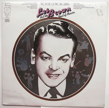 1967 LES BROWN Vinyl Record Album New in Shrinkwrap Beat of the Big Band... - $8.41