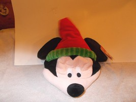 Disney Mickey Mouse Animated Singing Plush Santa Hat - $19.99