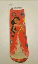 Disney Parks Youth Novelty Socks size Large Elena of Avalor - $9.49