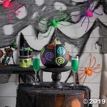 Foam Spookadelic Neon Pumpkin - $18.74