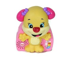 Fisher Price Smart Stages Dog Puppy Pink Girls 2016 Working Condition  - $12.85