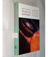 1996 Metalship Science Complément Remplacement Livre Relié Grolier - $17.54