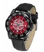 Alabama Crimson Tide National Champions Men Fantom Sport Leather AnoChro... - $79.80