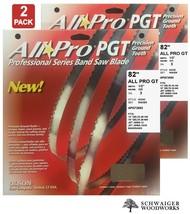 "Olson All-Pro Band Saw Blades 82"" inch x 1/2"", 3TPI, Delta 28-190, 28-56... - $42.99"