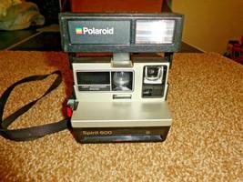 Vintage Polaroid Spirit 600 Instant Film Camera w/ Flash Tested-Working - $23.70
