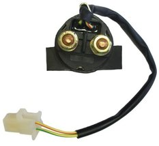 Zoom Zoom Parts Starter Relay Solenoid for Honda ATC200 ATC 200 1982 198... - $19.95