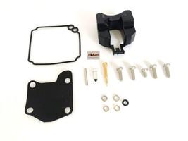 6F5-W0093 6F6-W0093 Carburetor Carb Repair Kit for Yamaha 40HP Outboard Motor 2T