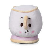 "WDW DISNEY BEAUTY & THE BEAST CHIP UFUFY SMALL PLUSH 4.5"" ROSE SCENT NEW... - $9.99"