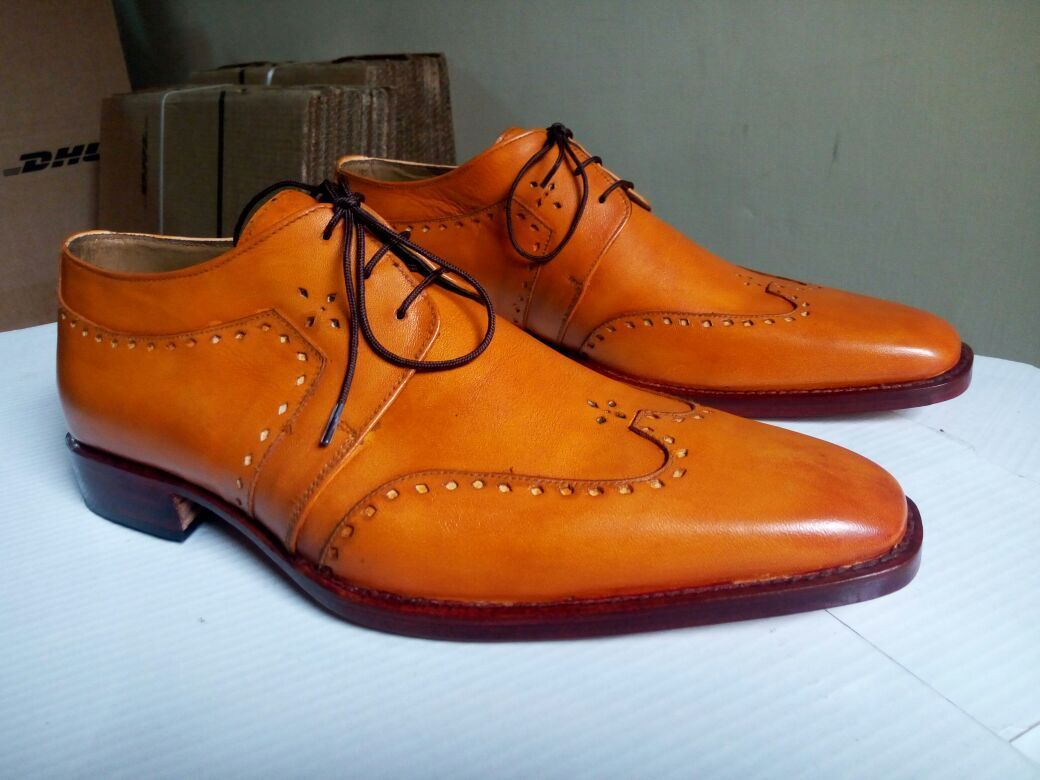 Good Year Welted Dress Shoes