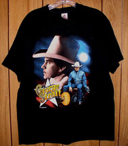 George Strait Concert Tour T Shirt Lead On Vintage 1994-1995 - $69.99