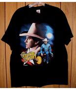 George Strait Concert Tour T Shirt Lead On Vintage 1994-1995 - $69.99