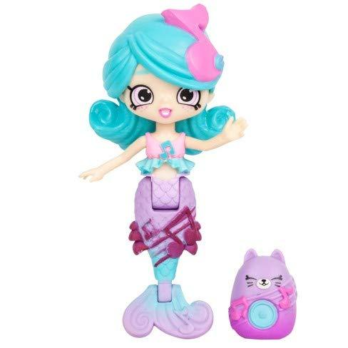 Shopkins Happy Places Color Changing Tail Harmony Mermaid Season 6
