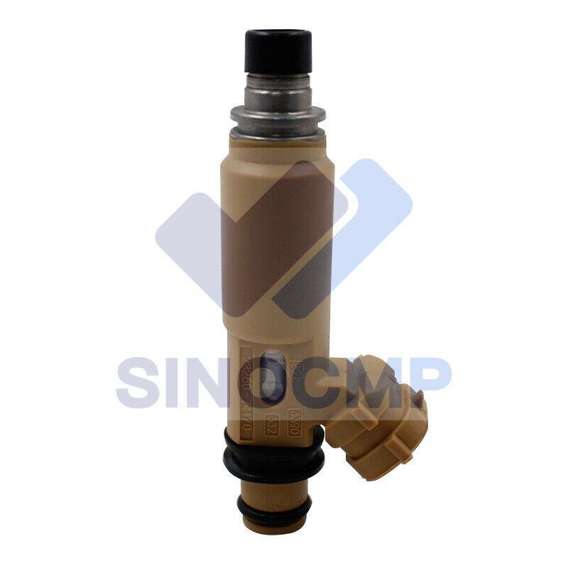 Injectors 23250-74170 New OEM Fuel InjectorsFits For Toyota Camry Rav4 Avensis image 2