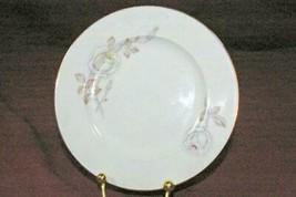 Johann Haviland Sweetheart Rose Bread Plate - $2.07