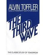 The Third Wave [Mass Market Paperback] [May 01, 1984] Toffler, Alvin - $14.84