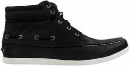 Timberland Newmarket Chukka Black/White  Men's 27597 Size 13 Medium - $35.89
