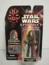 Kenner Star Wars Figurine Épisode 1- Collection 3- Capitaine Tarpals- Ne... - $4.77
