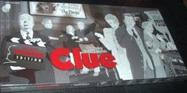 Factory Sealed Alfred Hitchcock Coll. Ed. Clue Board Game 1999 Retired  - $62.74