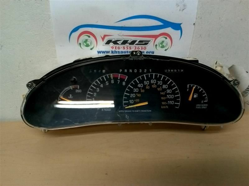 Primary image for Speedometer 4 Speed Cluster Fits 96 SUNFIRE 90250