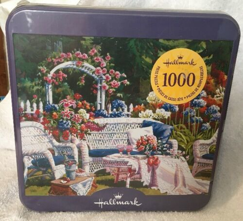 "Primary image for Hallmark Hasbro 1000 Piece Jigsaw Puzzle in Tin Box (20"" X 24"")"