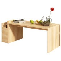 Modern Coffee Table for Living Room Coffee Table with Storage Wood Organ... - €69,51 EUR