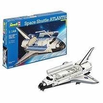 Revell Space Shuttle Atlantis Model Kit 04544 Japan New - $65.40