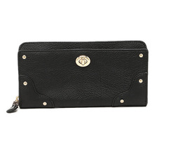 Coach MERCER ACCORDION ZIP TURNCOCK WALLET 5388... - $139.00