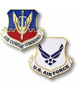 NEW USAF U.S. Air Force Air Combat Command Challenge Coin. - $14.99