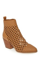 MICHAEL MICHAEL KORS Augustine Woven Ankle Boot Size 11 MSRP: $250.00 - £127.17 GBP