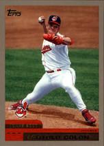 2000 Topps #366 Bartolo Colon Cleveland Indians - $0.99