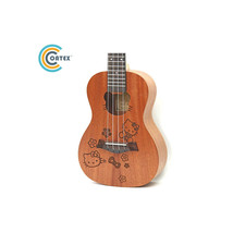 Coatex Ukulele 21 or 23 inch  Sapele ukulele  Guitar cartoon ukuleles ki... - $51.99+