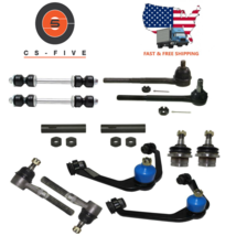Front End Steering Rebuild Set 1997 Ford F150 2WD Ball joint Control Arm... - $150.20