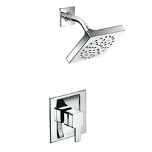 Moen TS3715 90 Degree Moentrol Modern Shower Trim Kit, Valve Required, ... - $108.90