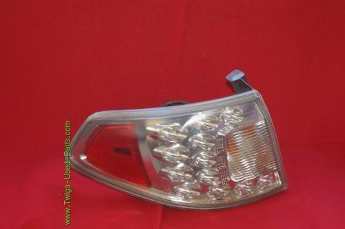 08-11 Subaru Impreza WRX Wagon LED Taillight Tail Light Lamp Left Side LH