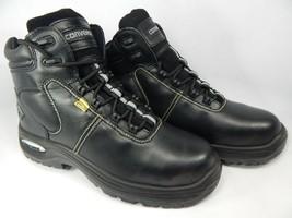 """Converse Flexmet Sport 6"""" Internal Met Sz 8 D WIDE EU 39 Women's Work Boots C655 - $61.63"""