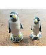 2 WADE Penguin SPIRIT LIQUOR DECANTER CONTAINER HENRY STRATTON LTD - $19.79